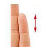 小拇指长短,手相看性格,手相算命图解