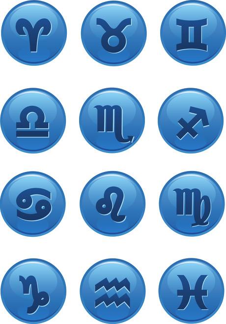 Знак зодиака близнецы значок